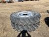 *(4) 380/90R46 Goodyearin-crop tires on rims for Patriot sprayer - 6
