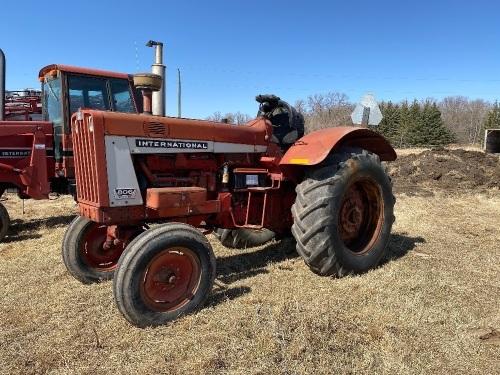 *IH 806 O/S 2wd 105hp tractor, s/nSY-2202