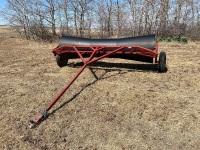 *11' Berg's steel swath roller, s/n01R0019