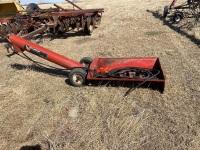 *Wheatheart hyd drive transfer auger