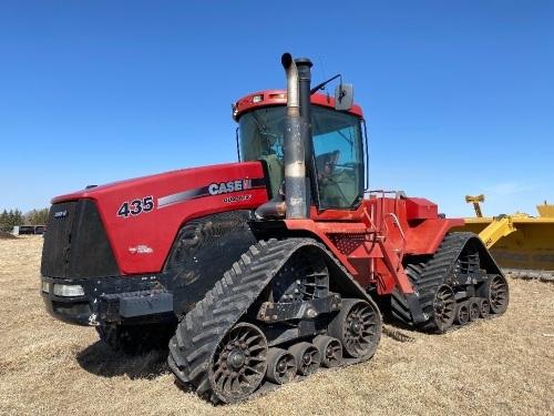 *CaseIH 435 Quad Track 430hp Tractor, s/nZ9F117237