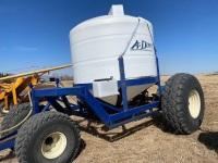*Ag Depot 2300-gal Liquid Fertilizer Caddy, s/nADS2002
