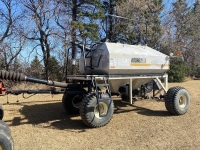 *Bourgault 2155 dual compartment air cart