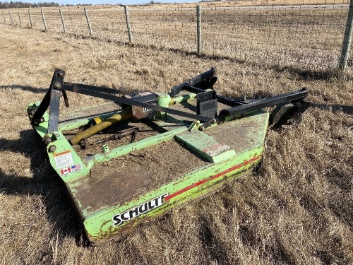 *7' Schulte 3PT Rotary Mower