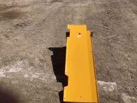 skid plate for JD flex header