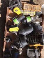 """assorted Banjo fittings and couplers. ( 1"""" - 1 1/2"""" - 2"""" & 3"""" )"""