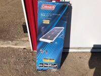 New Coleman 40-watt solar panel
