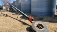 """8""""x60' Westgo grain auger (No motor)"""