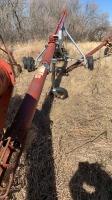 "8""x33' Sakundiak grain auger, s/ 6117"
