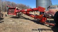 "13""x70' farm king 1370 Pto swing hopper Auger, S/N- 15000114"
