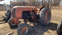 Cockshutt diesel tractor parts only not running