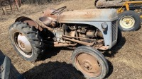 Ferguson TA tractor not running parts only, s/n88228