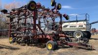 50' Seed Hawk air drill,s/n241407