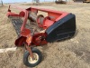 *CaseIH 1015 pick-up head (pick-up belts are poor)
