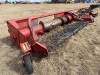 *CaseIH 1015 pick-up head (pick-up belts are poor) - 7