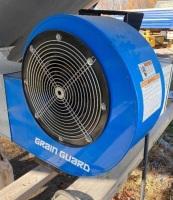 *3hp Grain Guard Aeration Fan (#6), s/n2019RCWOF071