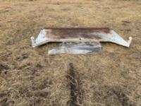 Gravel EndGate for Loadline Gravel trailer