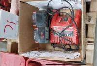 Milwaukee 18V batteries