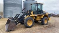 1998 Cat IT14G wheel loader