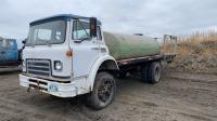 1980 International cargostar s/a flatdeck truck
