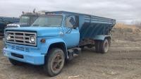 1979 GMC 6000 Sierra S/A Truck, 7502 showing, Vin- T16DA9V559779, Owner: Jamor Farms, Seller: Fraser Auction_________________