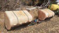 Ag chem saddle tanks