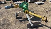 "4"" Rovatti PTO drive irrigation pump"
