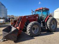 *2002 CaseIH MX120 MFWD 120hp Tractor