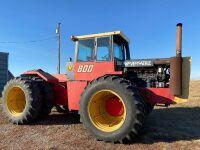 *1976 Versatile 800 Series II 4wd 235hp tractor