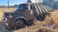 Dodge parts truck