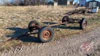 4-wheel farm wagon