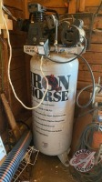 7hp Ironhorse upright shop 60 gallon air compressor