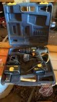 Mastercraft 14.4-volt Rechargeable drill
