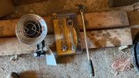 Dog bone combination wrench set, sunflower heater