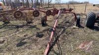 Vicon Sprintmaster 6-wheel rake