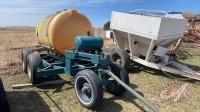 500-gal poly Liquid fertilizer caddy