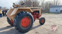 Case 730 tractor