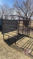Truck box stock rack