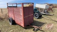 3ftx8ft Livestock wagon no TOD