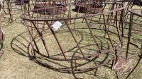 Standard round bale feeder ring (rough shape)