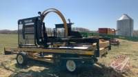 Tubeline TLR 5000 AX2 Automatic bale wrapper