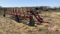 FarmKing Easy Rake 14-wheel V-Rake