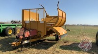 2640 Haybuster Bale Processor