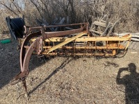 NH #56 side delivery rake