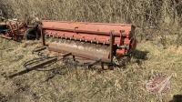 *6' Shop-Built roller w/Gandy grass seed attachment