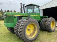 *1985 JD 8450 4wd 225hp tractor