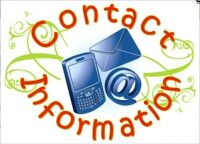 Seller Contact Information