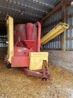 *1980 NH 358 Mix Mill, s/n546511