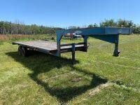 *20ft x8ft 6in Glendale gooseneck trailer