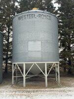*Approx. 1800-bushel Westeel hopper bin